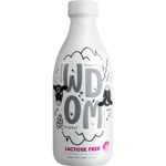Wdom Uht Milk Lactose Free Full Cream 800ml