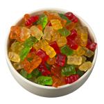 Bulk Foods Gummi Bears 1kg