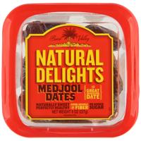 Natural Delights Fancy Medjool Dates 226g