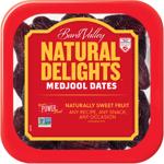 Bard Valley Natural Delights Medjool Dates 340g