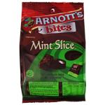 Arnott's Mint Slice Bites 170g