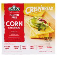 Orgran Gluten Free Corn Crispbread 125g