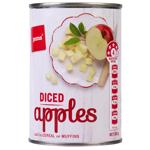 Pams Diced Apple 380g