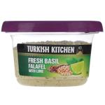 Turkish Kitchen Fresh Basil Falafel with Lime 300g
