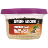 Turkish Kitchen Traditional Falafel with Cumin & Coriander 300g