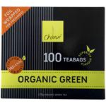 Chanui Organic Green Tea Bags 100pk