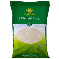 Just Rice Jasmine Rice 5kg