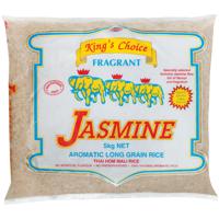 Kings Choice Jasmine Rice 5kg