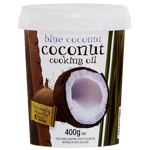 Blue Coconut Oil Cooking Oil 400g