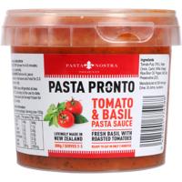 Pasta Nostra Tomato & Basil Sauce 300g