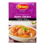 Shan Butter Chicken Recipe & Seasoning Mix 50g