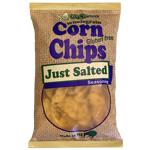 Gonutz Gluten Free Wholegrain Just Salted Corn Chips 150g