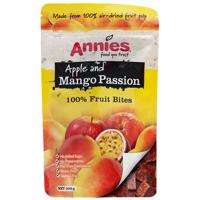 Annies Apple & Mango Passn Fruit Bite 200g