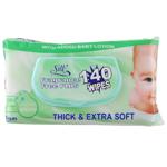 Silk Fragrant Free Baby Wipes 140ea