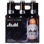 Asahi Super Dry Beer 330ml 6pk