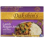 Dakshin's Lamb Rogan Josh on Rice 300g