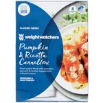 Weight Watchers Classic Menu Pumpkin & Ricotta Cannelloni 330g