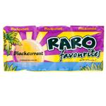 Raro Sachet Blackcurrant 3pk 240g