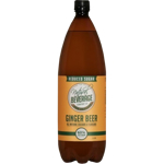 The Natural Beverage Company Reduced Sugar Ginger Beer 1.5l