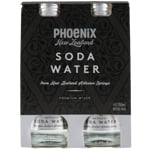 Phoenix Organic Soda Water Mixers 4pk