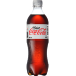 Coca Cola Diet Soft Drink 600ml