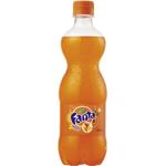 Fanta Orange Soft Drink 600ml