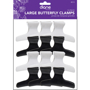 DIANE Diane - Large Butterfly Clips - 12 Pack