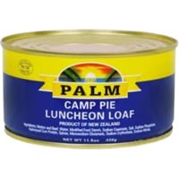 Palm Camp Pie Luncheon Loaf 326g