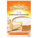 Edmonds Smooth Continental Cheesecake Mix 465g