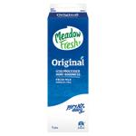 Meadow Fresh Original Fresh Milk Permeate Free 1l
