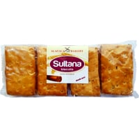 Slavica Bakery Sultana Biscuits With Cinnamon 270g