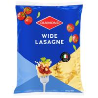 Diamond Wide Lasagna Pasta 300g