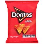 Doritos Corn Chips Supreme Cheese 40g