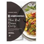 Weight Watchers Gourmet Menu Thai Red Prawn Curry 340g