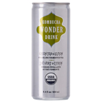 Kombucha Wonder Drink Green Tea & Lemon Sparkling Fermented Tea 250ml