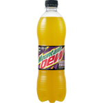Mountain Dew Passionfruit Frenzy With A Citrus Flare Soft Drink 600ml