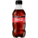 Coca Cola No Sugar Soft Drink 300ml