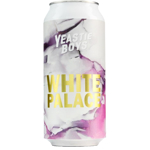 Yeastie Boys White Palace Passionfruit Brut Beer 440ml