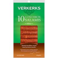 Verkerks Lunchbox Salamis 100g
