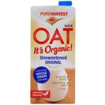 Pure Harvest Organic Oat Milk 1l