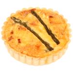 Bakery Chicken & Asparagus Quiche Small 1ea