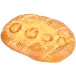 Bakery Tomato Cheese Focaccia 1ea