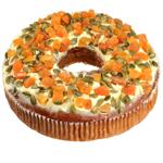 Bakery Carrot Cake Ring 1ea