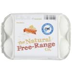 The Natural Free-Range Co. Eggs 6ea