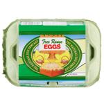 The Natural Free-Range Co. Free Range Eggs 6ea