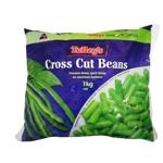 Talley's Sliced Beans 1kg