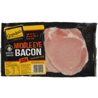 Grandpa's Middle Eye Bacon 250g