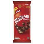 Maltesers Chocolate Block Milk Choc 146g