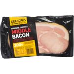 Grandpa's Middle Bacon 200g