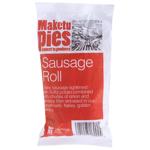 Maketu Pies Sausage Roll 1ea